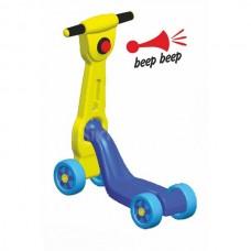 Dört Teker Scooter