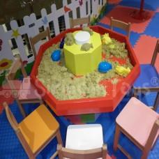 8 Kişilik Kinetik  Kum Masası