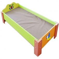 Renkli Çocuk Yatağı