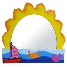 Güneş Lavabo Aynası