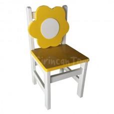 Papatya Figürlü Sandalye