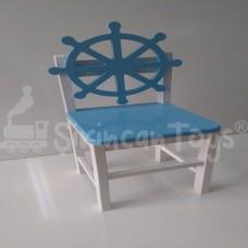 Dümen Figürlü Çocuk Sandalyesi
