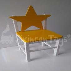 Yıldız Figürlü Çocuk Sandalyesi